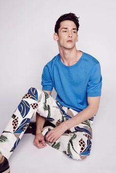 pantalones de flores, pantalones floreados