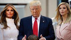 Siege bei allen fünf Vorwahlen: Trump hat Neuengland hinter sich