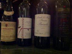A great night on Italian wine