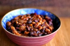 Food So Good Mall: Old Fashioned New England Baked Beans