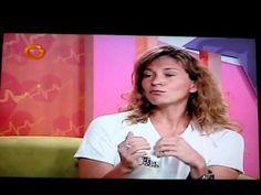 Entrevista Globovision Programa Mujeres en Todo: Anna Masciarelli