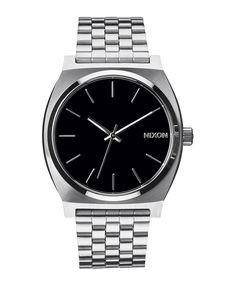 Time Teller - Black || Nixon http://www.huntersandgatherers.com.au/time-teller-black-nixon