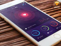 Stayfit Health App by Anil Singh Gusain