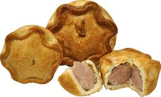 The English Pork Pie Company (ships out of New York)