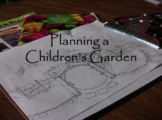 Planning a Children's Garden
