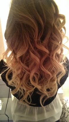 Blonde ombre :)