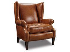 Hooker Furniture George Club Chair CC420-085