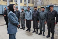 Meet Col. Jamila Bayaz, the first female police chief in Afghanistan: http://j.mp/1lvNVeX