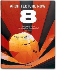 Taschen Architecture Now! Vol. Computer Architecture, Amazing Architecture, Great Books, New Books, Book Corners, Wallpaper Magazine, Coffee Table Books, Catalogue, Book Design