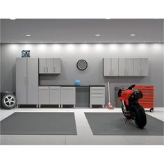 Marvelous Image Result For Garage Workshop Cabinets