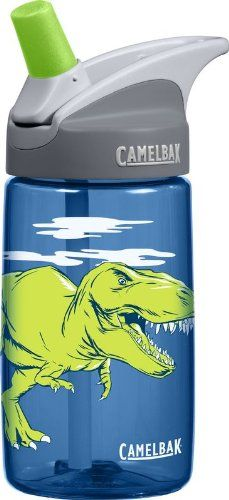 "Drinks - Toddler: $13 Camelbak Products Kid's Eddy Water Bottle, T-Rex, 0.4-Litre -- GREAT for children graduating from bottles to ""sippy cups""!  Once they're past 18-months though I do suggest moving onto Contingo since they're studier and last longer. :)"