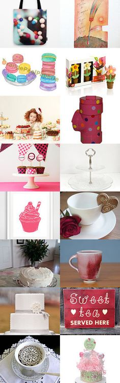 How Sweet It Is To Be Friday by Susan on Etsy--Pinned+with+TreasuryPin.com