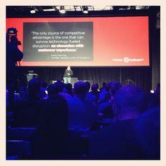 Yes, @jeffiel believes in software people. #twiliocon