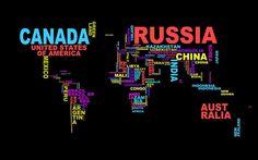world map : High Definition Background