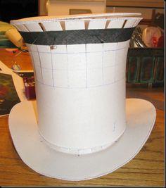 barret de copa Como Hacer Sombreros d0c0a4fddaa