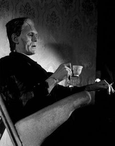 Even Frankenstein needs some #tea.