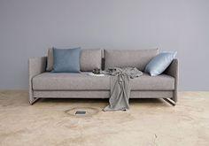 Upend bäddsoffa – Mixed dance grey från Innovation hos ConfidentLiving.se