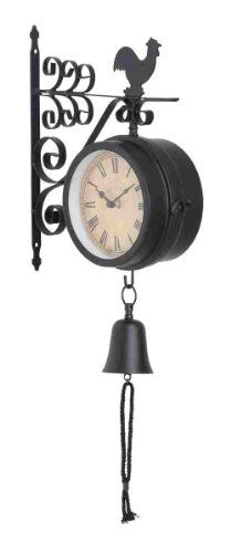 Easy To Mount Metal Outdoor Double Clock T.G.I. Store,http://www.amazon.com/dp/B00H8SJL70/ref=cm_sw_r_pi_dp_VZ-6sb0GMR6NJEVP