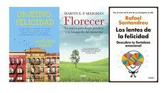 5 libros que tienes que leer para ser feliz