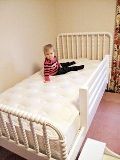 Eleanor's New Bed