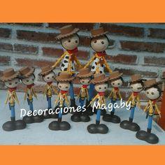Fofuchos y fofuplumas  de Woody