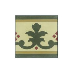 Floor Encaustics Collection. Mediterranean style. Outdoor and indoor painted decorative floor pavers. San Diego. Contact us at mexicanarttile.com  or   (877) 817 8851