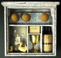 """Joseph Cornell (December 24, 1903 – December 29, 1972) was an American artist and sculptor, one of the pioneers and most celebrated exponents of assemblage. Influenced by the Surrealists, he was also an avant-garde experimental filmmaker."""