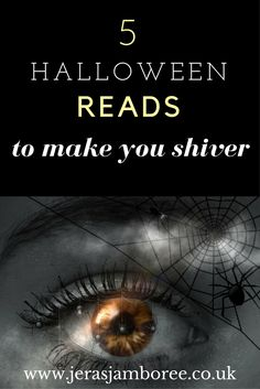 The end of October is the perfect time of year to escape into fictional worlds that bring darkness and death but also hope in the belief of a new cycle.  It's a magical time of year where the veil between worlds offers us a glimpse into another time and place.  I've chosen 5 Halloween reads that for me, represent these themes.