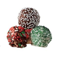 Gingerbread Truffles - Can't you almost taste Christmas? Everyone will gather round to sample our easy Gingerbread Truffles. They're great to make ahead and have on hand for holiday entertaining.