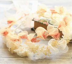 Find More Hair Accessories Information about Handmade Real Dried Flower Crowns Blossom Tiaras Wedding Woman Girls Hair Accessories Garland,High Quality flower mug,China accessories description Suppliers, Cheap accessories for honda accord from Hair's Art Online Wholesale Store on Aliexpress.com