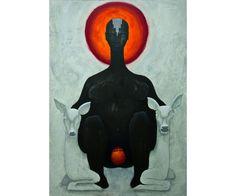 Divina Partoriente-Colei Che Dà La Vita - Vecchiato Art Galleries
