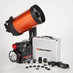 Have to have it. Celestron NexStar 8 SE Telescope Bundle $1189.98