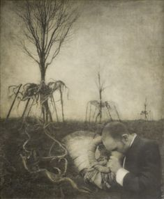 Robert and Shana ParkeHarrison : Architect's Brother : Industrialscapes - Tree Symphony