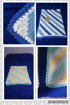 C2C baby blankets. A favourite of mine.