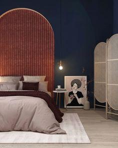 Arch Interior, Interior Architecture, Interior Design, Bedroom False Ceiling Design, Luxurious Bedrooms, E Design, Behance, Luxury Furniture, Bedroom Decor