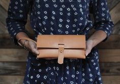 the holland clutch . shelter / madesmith