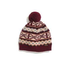 Madewell - Barbour® Rowley Fair Isle Hat