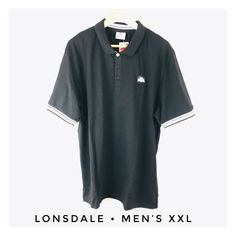 New Next Boys Summer Lonsdale  Tops //shorts  Set  3-4  years