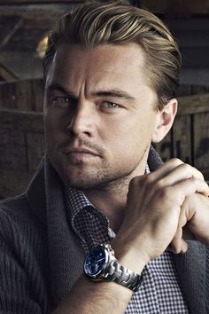Leonardo Di Caprio - A true acting powerhouse. He's come along way since Winslet…