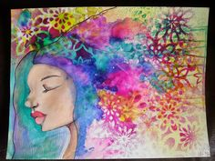 Sylly's Art 2014 (lifebook page)