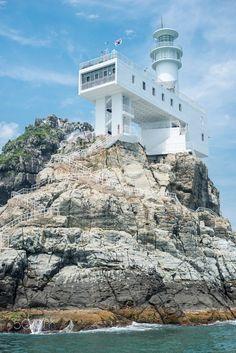 Oryukdo Lighthouse, South Korea