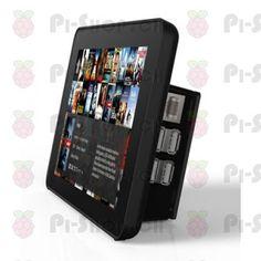 Gehäuse für Original 7 Zoll Raspberry Pi-Touchscreen