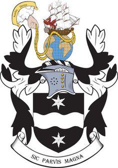 Sir Francis Drake coat of arms