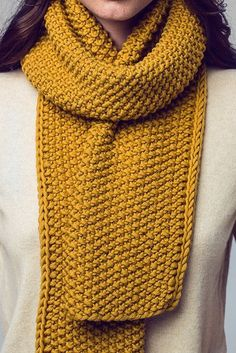 Excellent Absolutely Free knitting techniques scarfs Tips Kostenlose Anleitung: Schal – Initiative Handarbeit Knitting Patterns Free, Free Knitting, Free Pattern, Crochet Patterns, Diy Knitting Scarf, Crochet Ideas, Bag Crochet, Crochet Gloves, Crotchet