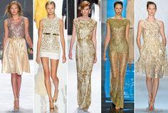 Spring 2013 Runway Trend: Gold Eveningwear