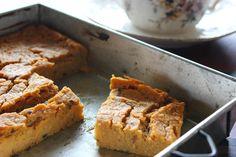 Cuillère et saladier: Fondant à la patate douce (vegan, sans gluten)