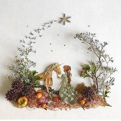 flower art Weekends are for unicorns and magical memories right . Art Floral, Deco Floral, Paper Art, Paper Crafts, Diy Crafts, Arte Pop Up, Crafts For Kids, Arts And Crafts, Deco Nature