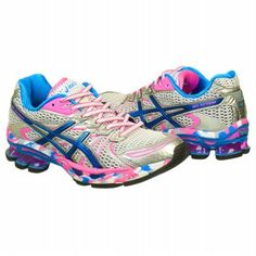 Asics Women's GEL-Sendai at Famous Footwear Asics Running Shoes, Best Running Shoes, Asics Shoes, Running Sneakers, Comfy Shoes, Cute Shoes, Me Too Shoes, Awesome Shoes, Cute Nurse
