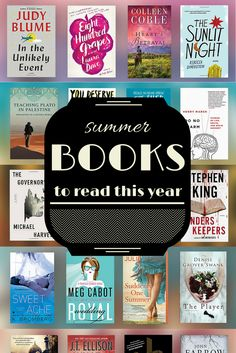 Need a new book to read this summer? Check out NewInBooks - we find the best new book releases in your favorite genres every week. www.adealwithGodbook.com