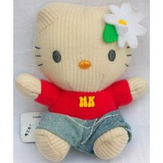 I think this was a mcd toy i got it somewhere around my room! Hello Kitty